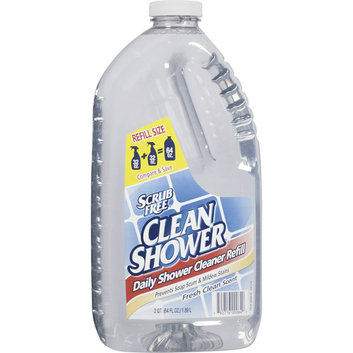 Arm & Hammer Clean Shower Fresh Clean Scent Daily Shower Cleaner Refill