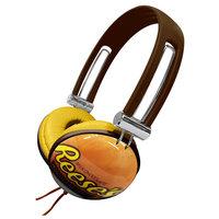 Dgl Group DGL Reeses Peanut Butter Cup On-Ear Comfort Headphones