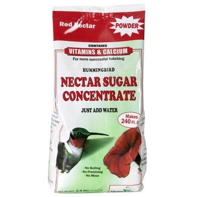 Homestead 2.5 lb Hummingbird Red Nectar Sugar Concentrate (Powder) - 4302