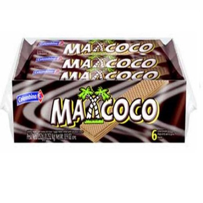 Colombina Bridge Sugar Wafer Max Coco