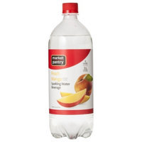 market pantry Market Pantry Cherry Limeade Sparkling Water Beverage - 1 Liter