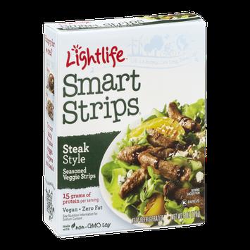 Lightlife Smart Strips Steak Style