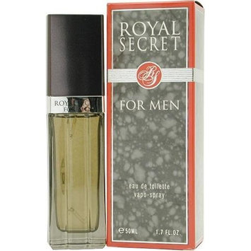 Royal Secret By Five Star Fragrance Co. For Men, Eau De Toilette Spray, 1.7-Ounce Bottle