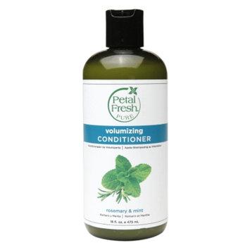 Petal Fresh Pure Conditioner, Volumizing Rosemary & Mint, 16 fl oz