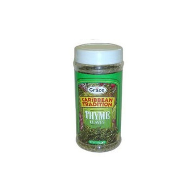 Grace Caribbean Traditions Thyme Leaves, 1.9oz