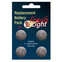 Batteries for Flexi LED Leash light