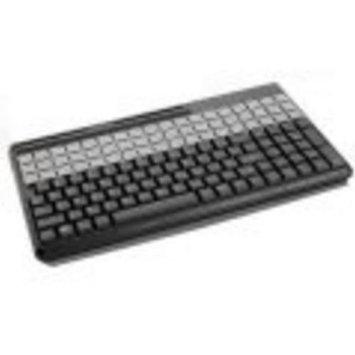 Cherry SPOS G86-61401 123 Keys USB Black POS Keyboard