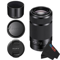 Pixibytes Sony E-Mount 55-210mm F4.5-6.3 Lens for ILCE-7, ILCE-7R, ILCE-7S, NEX-3, NEX-5, NEX-C3, NEX-5N, NEX-7, NEXF3, NEX5R, NEX