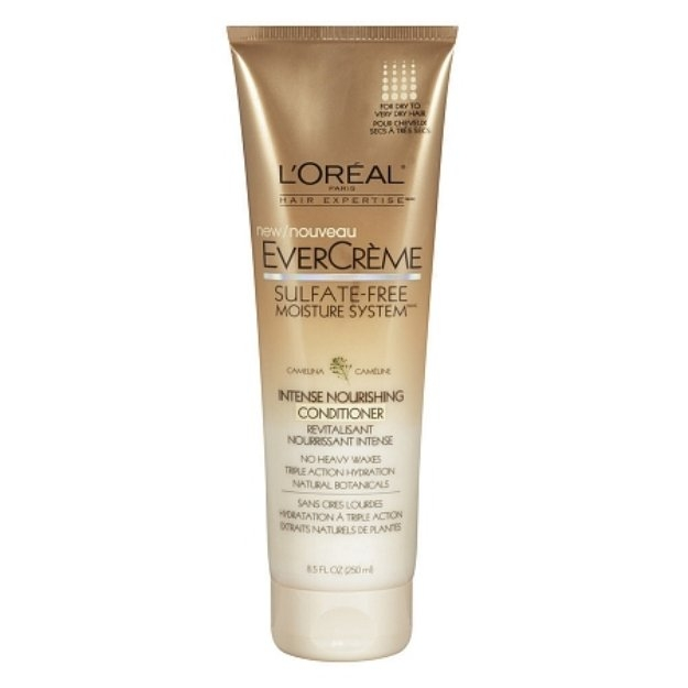 L'Oréal EverCreme Shampoo and Conditioner
