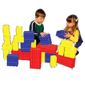 Melissa & Doug 24-pc. Cardboard Brick Block Set