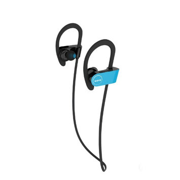 American Pumpkins WAVE-In-Ear Wireless Bluetooth Headphone Earbuds-Comfortable Headphones with Noise Cancellation