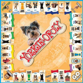 Yorkie-opoly Board Game, Ages 8+, 1 ea