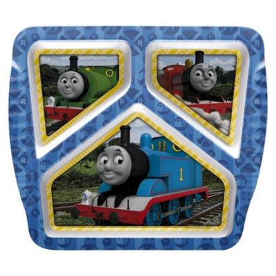 Zak Designs ZAK Blue Thomas The Train Dnnr Plt