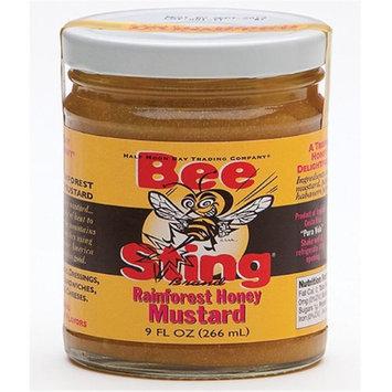 BeeSting 90033 Rainforest Honey Mustard Wide Jar