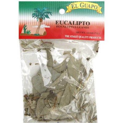 El Guapo Eucalyptus Leaves, 0.25 oz, (Pack of 12)