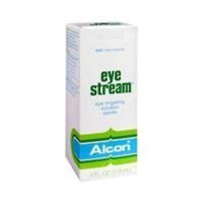 Alcon Eye Stream Irrigating Solution, 4 oz