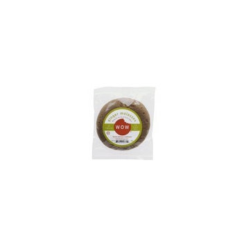 Wow Baking Company WOW Baking- Ginger Molasses Cookie, All Natural, Wheat & Gluten Free, 2.75 oz cookie