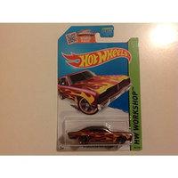 Mattel Hot Wheels HW Workshop '74 Brazilian Dodge Charger Red/Yellow Flames #206/250