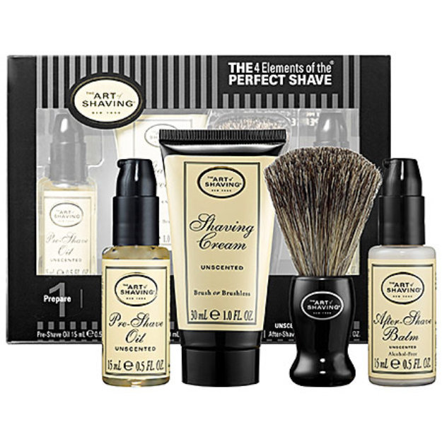 The Art of Shaving The 4 Elements of The Perfect Shave Starter Kit