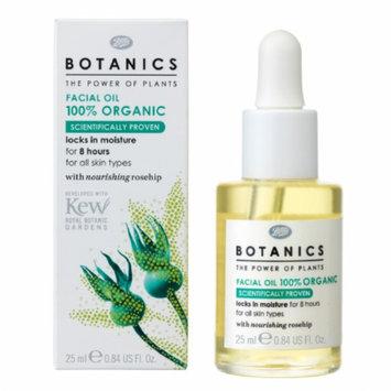 Boots Botanics Facial Oil, .84 fl oz