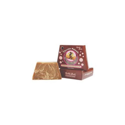 Bubble Shack Hawaii 689076670357 Chocolate Malasada Boxed Soaps - Pack of 2