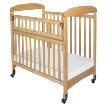 Crib with Mattress - Natural by Foundations