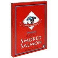 Alaska Smokehouse Smoked Sockeye Fillet in Gift Box