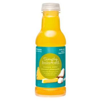Simply Balanced Coconut Pineapple Essence Water 16 oz