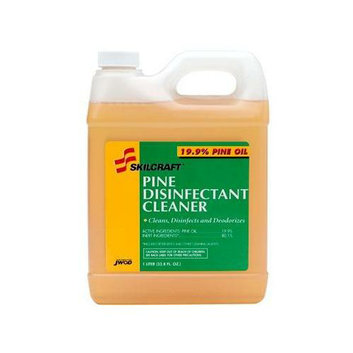 NIB - NISH 6840013424143 Pine Disinfectant Cleaner