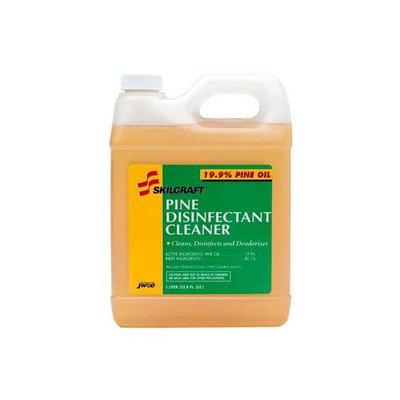 NIB - NISH 6840013424143 Pine Disinfectant Cleaner