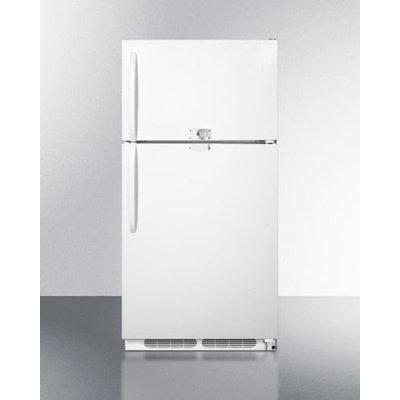 Summit CTR15LLF2 Locking Refrigerator Freezer