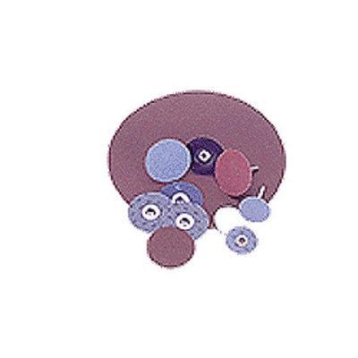 Norton Metalite Large Diameter Coated-Cloth PSA Discs - 12