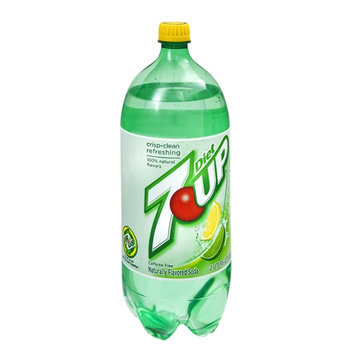 7-Up Diet Caffeine Free Naturally Flavored Soda