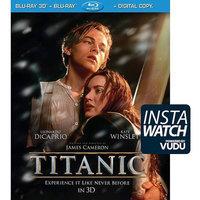 Titanic (3D Blu-ray + Blu-ray) (Widescreen)
