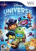 Disney Interactive 10429600 Disney Universe Wii
