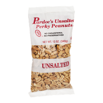 Pardoe's Unsalted Perky Peanuts