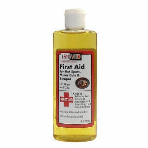 Pet MD First Aid for Hot Spots