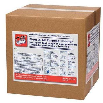 OIL EATER AOF3801802 Floor Cleaner, Odorless,38 lb.