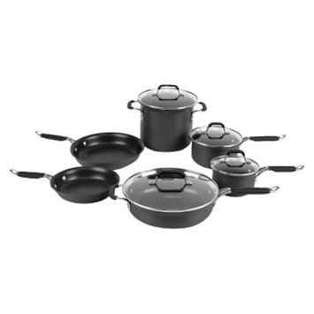 Calphalon Kitchen Essentials from  Hard Anodized Nonstick 10 piece