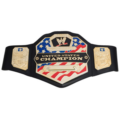Mattel, Inc. WWE UNITED STATES CHAMPIONSHIP BELT