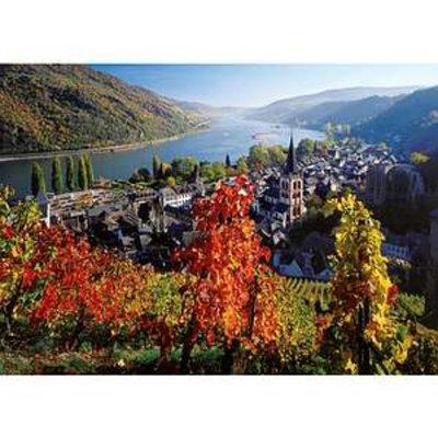 Ravensburger On the River Rhine 1000 Pcs Ages 13+