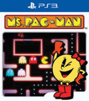 Sony Computer Entertainment Pac-Man Museum - Ms. Pac-Man