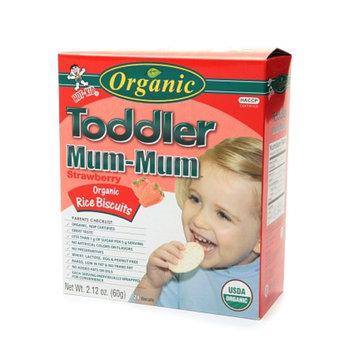 Toddler Mum-Mum Organic Biscuits