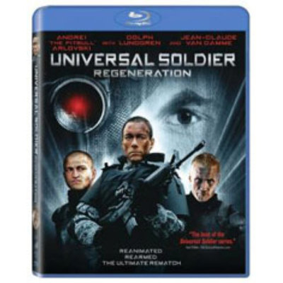 Sony Pictures Universal Soldier: Regeneration
