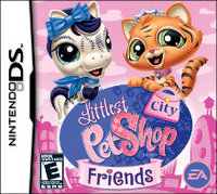 Electronic Arts Littlest Pet Shop: City Friends