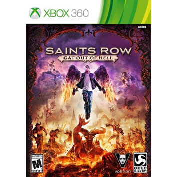 Saints Row: Gat Out of Hell PRE-Owned (Xbox 360)