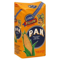 Pan Harina Yellow Cornmeal, 35.27-Ounce (Pack of 5)