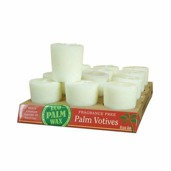 Aloha Bay Candle Votive Essential Oil Candles - Case of 12