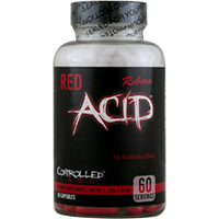 Controlled Labs Red Acid Reborn 60 Capsules