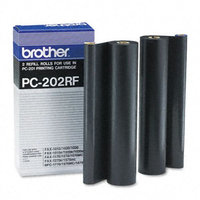 Brother International Pc202rf Brother Thermal Transfer Rolls - For Use In Brother Models Ppf1170 / 1270 1270e